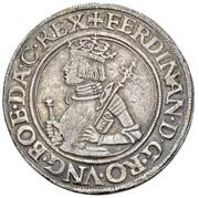 ½ Thaler - Ferdinand I (Linz) -  obverse