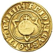 1 Goldgulden - Friedrich III (Graz) – obverse