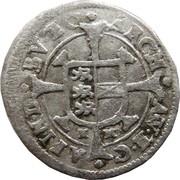 1 Kreuzer - Ferdinand II (St Veit) -  reverse
