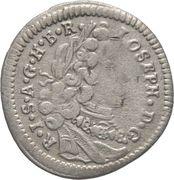 1 Kreuzer- Joseph I (München) -  obverse