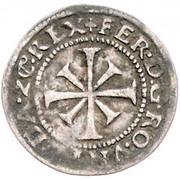 1 Kreuzer - Ferdinand I (Hall) -  obverse