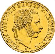½ Krone - Franz Joseph I -  obverse