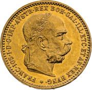 10 Corona - Franz Joseph I -  obverse