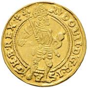 1 Ducat - Rudolf II (Vienna) -  obverse