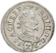 2 Kreuzer - Ferdinand II (Graz) -  obverse