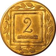 2 Heller (K&K POW Marchtrenk) – reverse