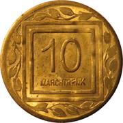 10 Heller (K&K POW Marchtrenk) -  reverse