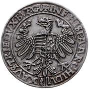 1 Thaler - Ferdinand I (Linz) -  reverse