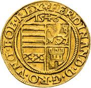 1 Ducat - Ferdinand I (Vienna) -  obverse