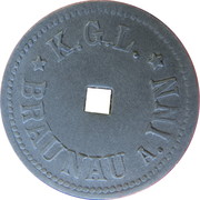 10 Heller (K&K POW Braunau) -  obverse