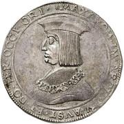 1 Guldiner - Maximilian I (St Veit) -  obverse