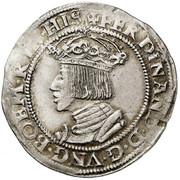 Pfunder - Ferdinand I (Klagenfurt) -  obverse