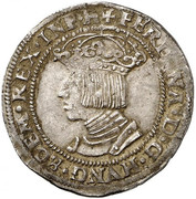 Pfunder - Ferdinand I (Graz) -  obverse