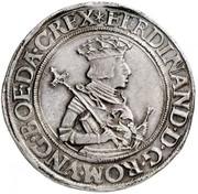 1 Thaler - Ferdinand I (Vienna) -  obverse