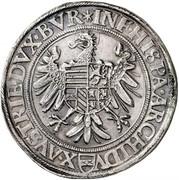 1 Thaler - Ferdinand I (Vienna) -  reverse