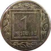 1 Heller (K&K POW Freistadt) -  reverse