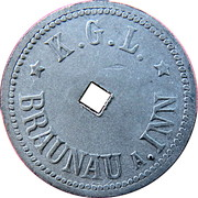20 Heller (K&K POW Braunau) – obverse