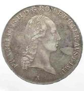 1 Thaler - Franz II -  obverse