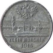 50 Heller (K&K POW Kleinmünchen) -  obverse