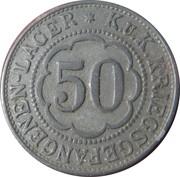 50 Heller (K&K POW Kleinmünchen) -  reverse