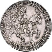 2½ Guldiner - Maximilian I -  obverse
