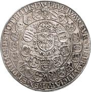 2½ Guldiner - Maximilian I -  reverse