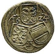 2 Pfennig - Ferdinand II (Graz) – obverse