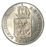 6 Kreuzer - Franz Joseph I -  obverse