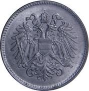 20 Heller - Karl I -  obverse
