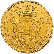1 Ducat - Maria Theresia (Vienna) -  reverse
