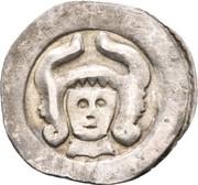 Pfennig - Albrecht I (Wiener Neustadt) – obverse