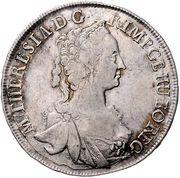 ½ Thaler - Maria Theresia (Vienna) -  obverse