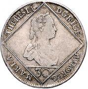 30 Kreuzer - Maria Theresia (Vienna) – obverse