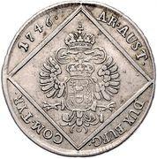30 Kreuzer - Maria Theresia (Vienna) – reverse
