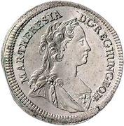 6 Kreuzer - Maria Theresia (Vienna) -  obverse