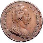 1 Kreutzer - Maria Theresia -  obverse