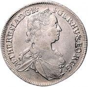 17 Kreuzer - Maria Theresia (Graz) -  obverse