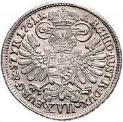 17 Kreuzer - Maria Theresia (Graz) -  reverse