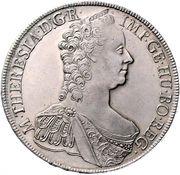 1 Thaler - Maria Theresia (Hall) -  obverse