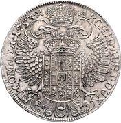 1 Thaler - Maria Theresia (Hall) -  reverse