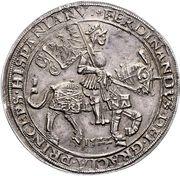 1 Thaler - Ferdinand I (St Veit) -  obverse
