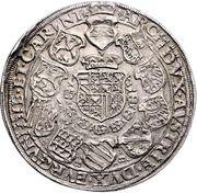 1 Thaler - Ferdinand I (St Veit) -  reverse