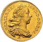 1 Ducat - Joseph II (Regency - Vienna) -  obverse