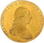4 Ducat - Franz II -  obverse