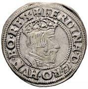 3 Kreuzer - Ferdinand I (Linz) -  obverse