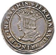 Pfunder - Ferdinand I (Vienna) -  obverse