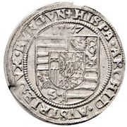 Pfunder - Ferdinand I (Vienna) -  reverse
