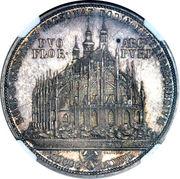 2 Gulden - Franz Joseph I (Kuttenberg mines) -  reverse