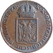 2 Kreuzer - Ferdinand I -  obverse