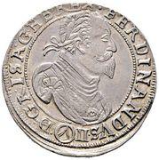 ½ Thaler - Ferdinand II (Vienna) -  obverse